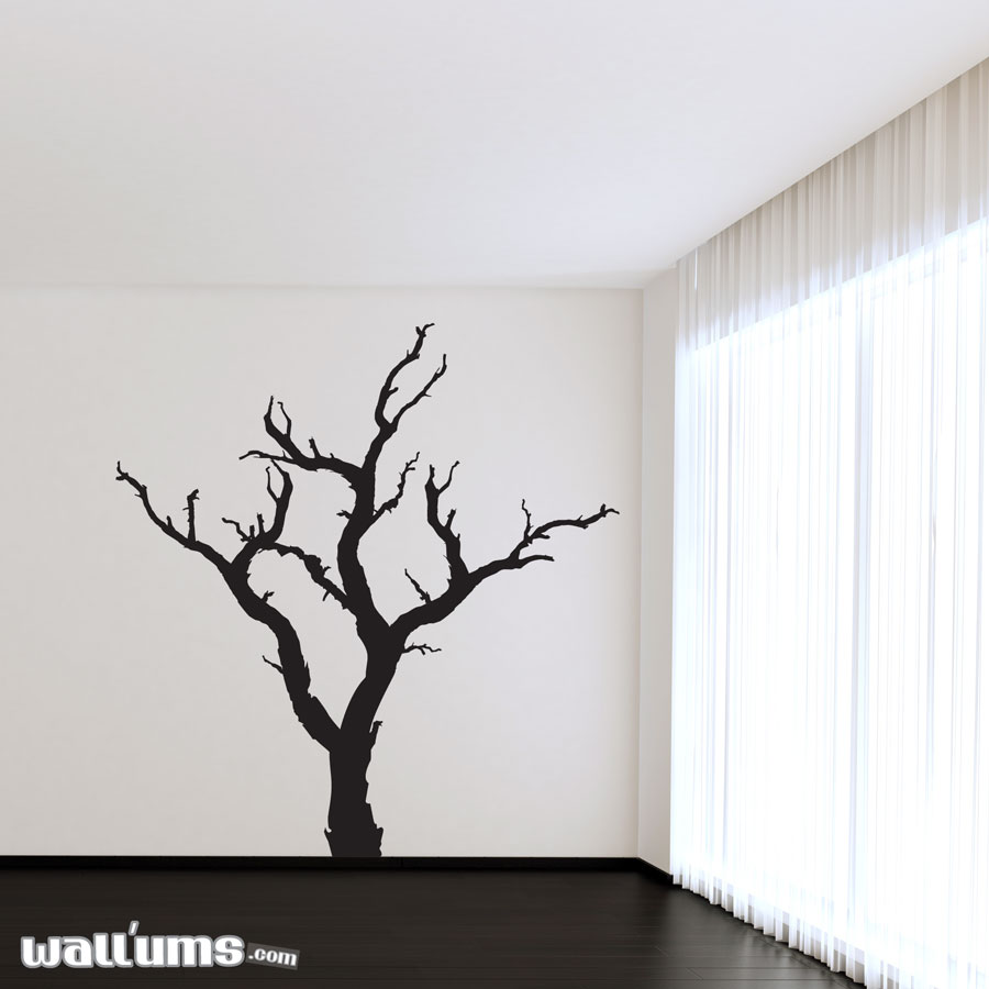 Design Tree Wall Decal spooky dead tree wall decal sticker decal
