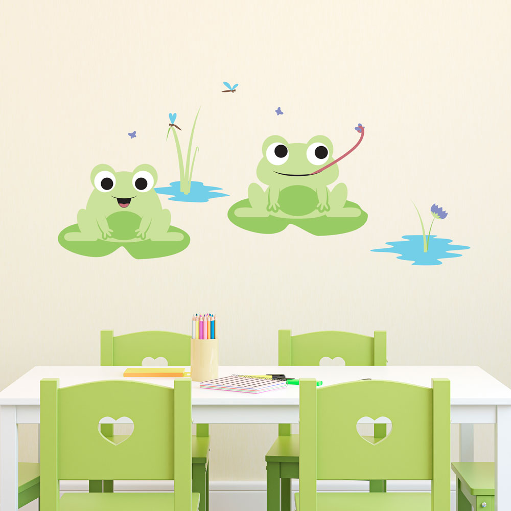 these two silly frogs would love to join your family they d be perfect