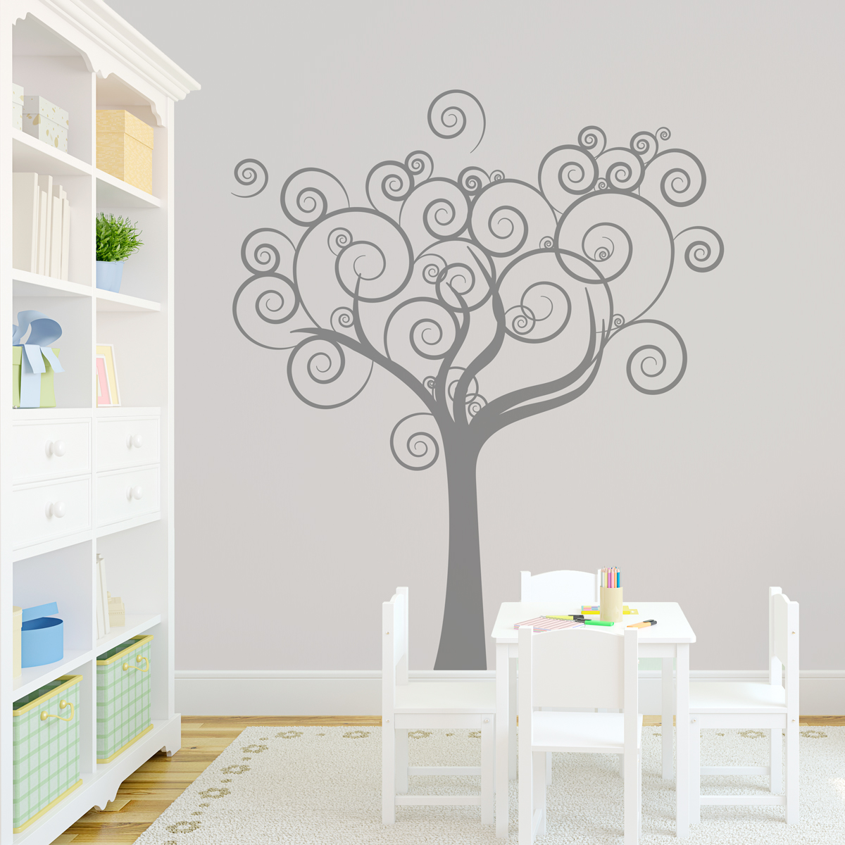 Tree Wall Decals Bing Images