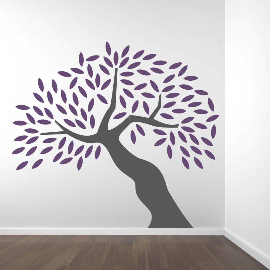 Big Tree Wall Decal Part 68