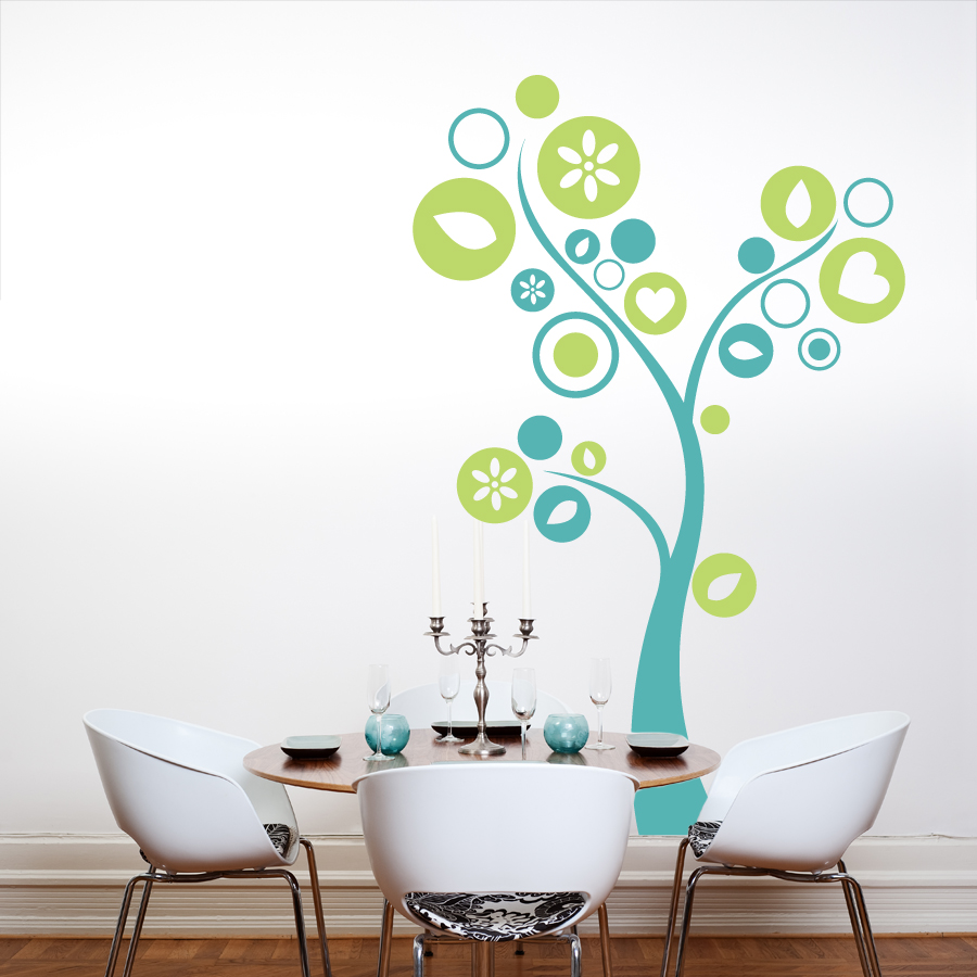 wall stickers flowers gallery