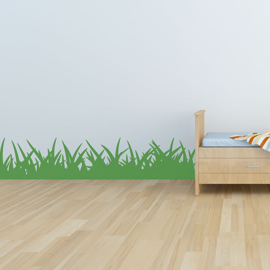 Grass Wall Decal ... Part 89