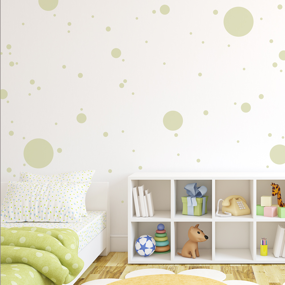 Bon Polka Dots Wall Decal
