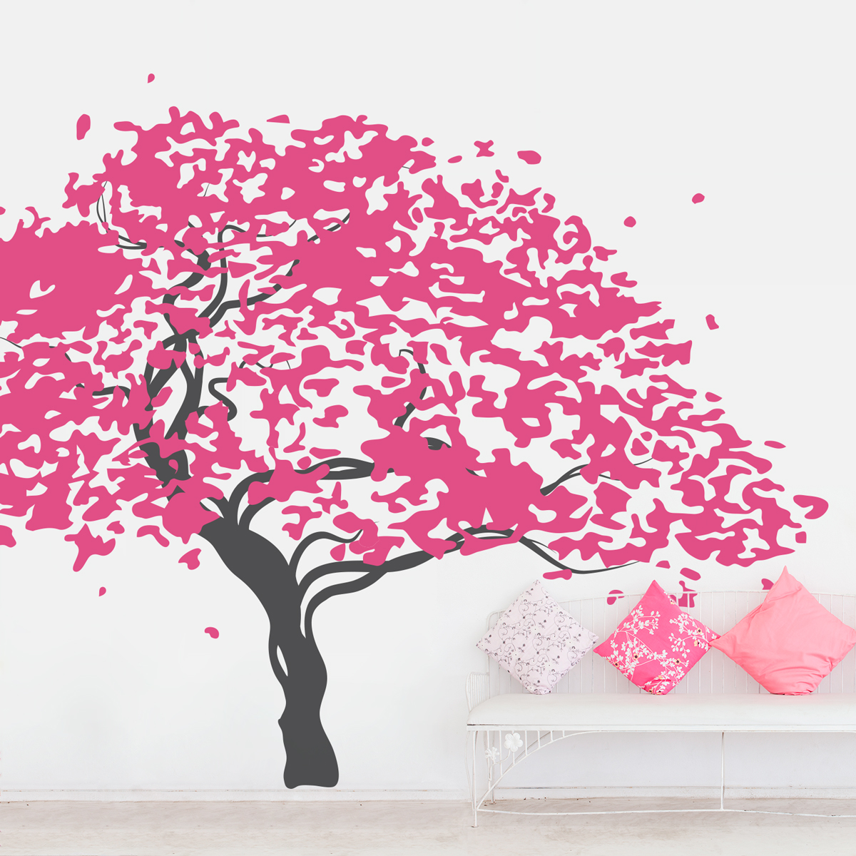 Japanese Maple Tree Wall Decal - Japanese wall decals