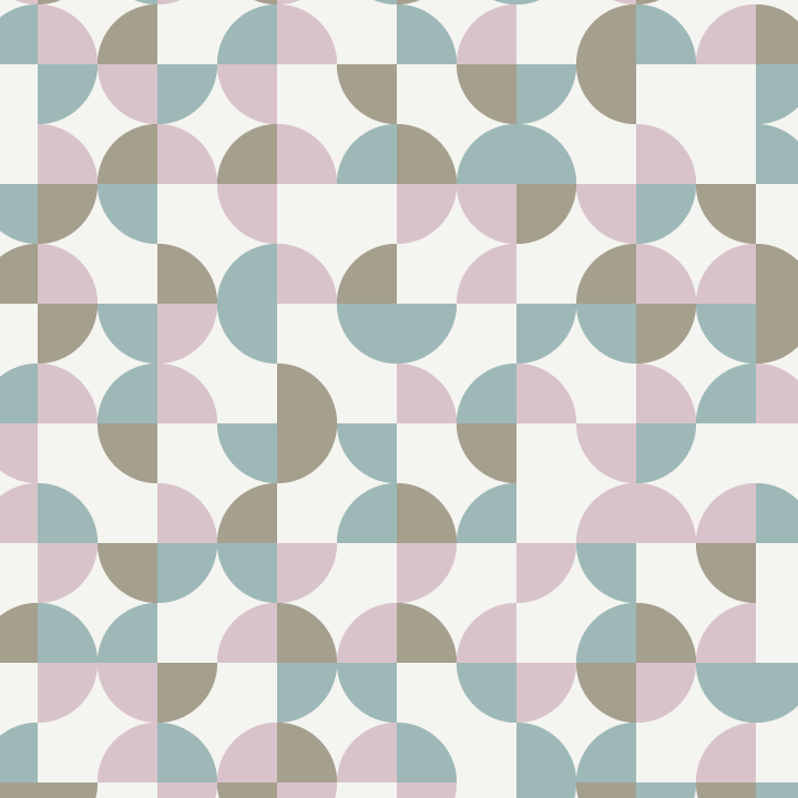 Removable Wallpaper Tiles circle pie removable wallpaper