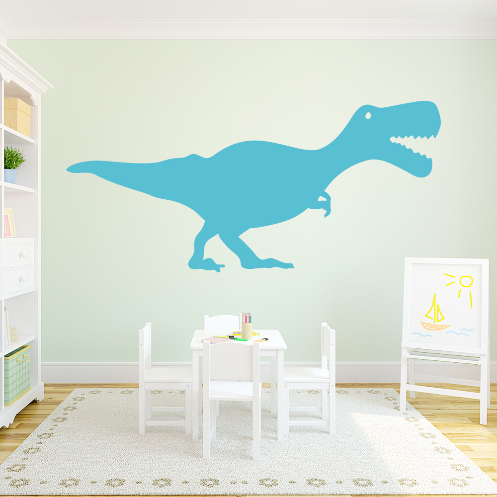 T Rex Wall Art Decal Part 82
