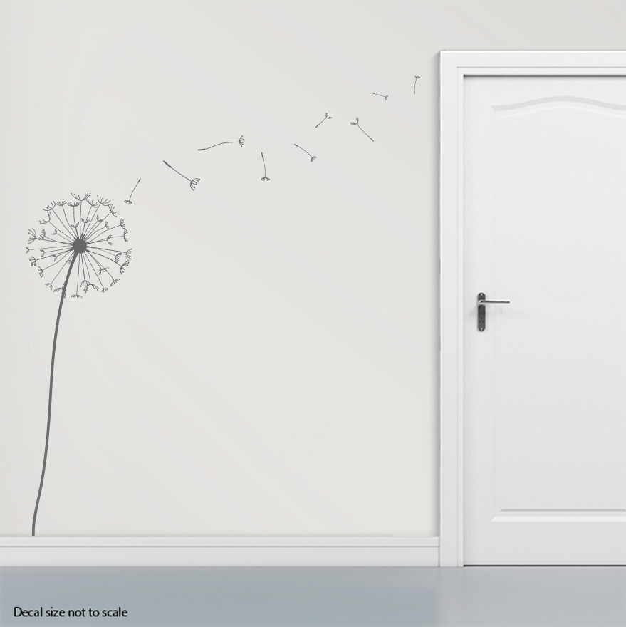 Dandelion Wall Decal Part 83