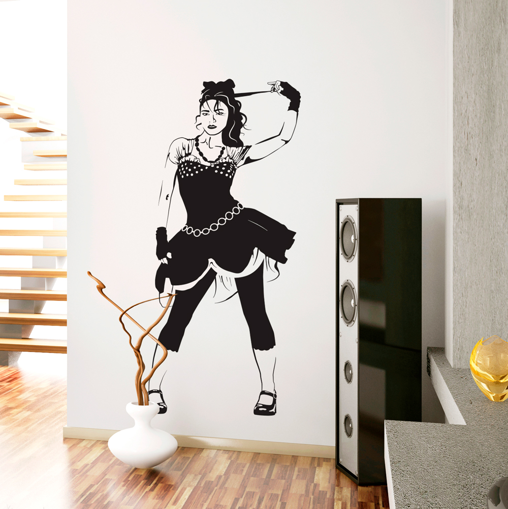Madonna wall decal amipublicfo Choice Image