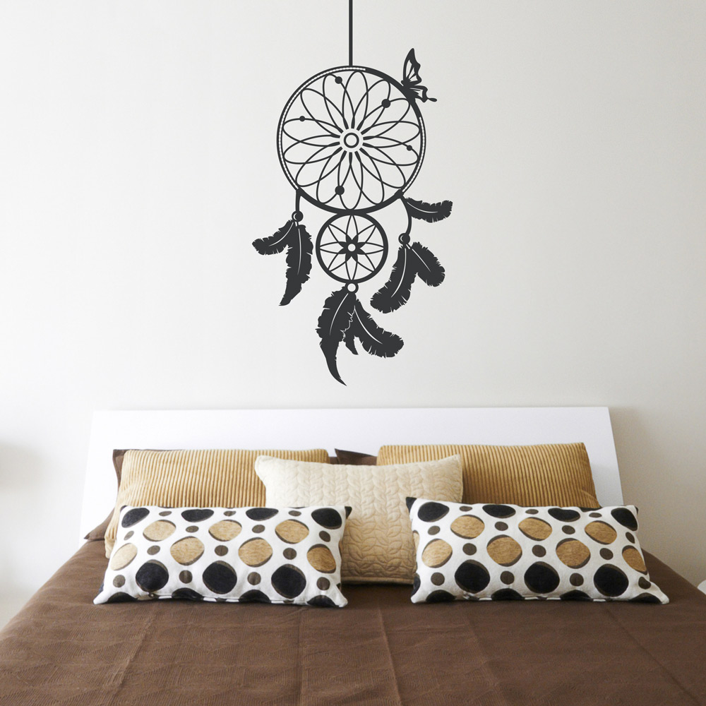 Dream catcher wall decal amipublicfo Gallery