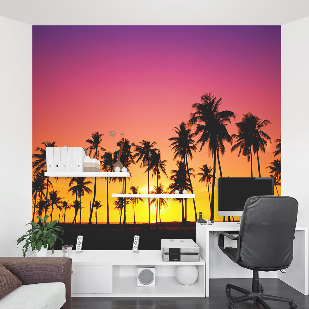 palm tree sunset wall mural palm tree sunset wall mural palm tree sunset mural palm tree sunset mural