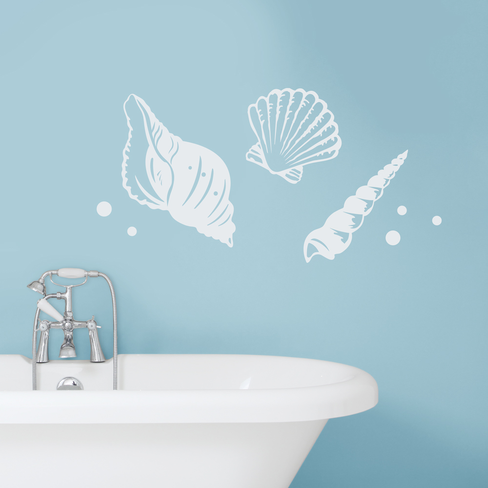 Bon Seashells Wall Decal
