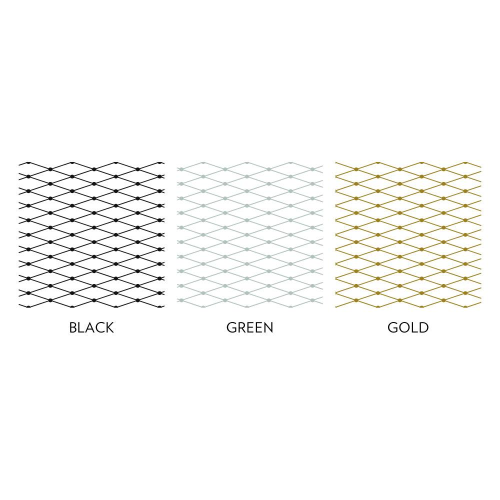 fishnet stretch removable wallpaper tiles