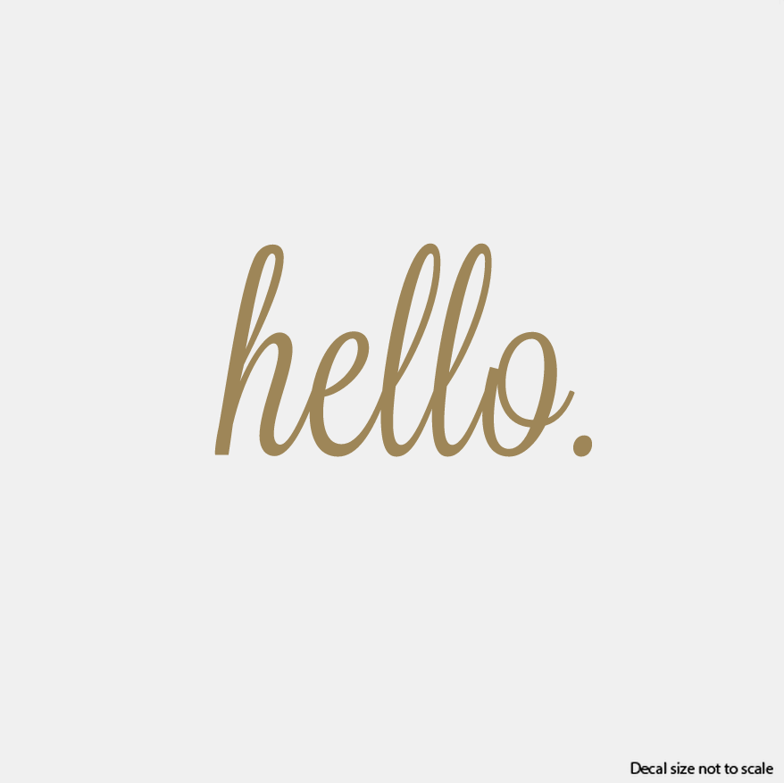 CLEARANCE Gold 4quot Hello Door Decal : HelloDoorDecal140682786953da7d5d528c3 from www.wallums.com size 878 x 877 png 38kB