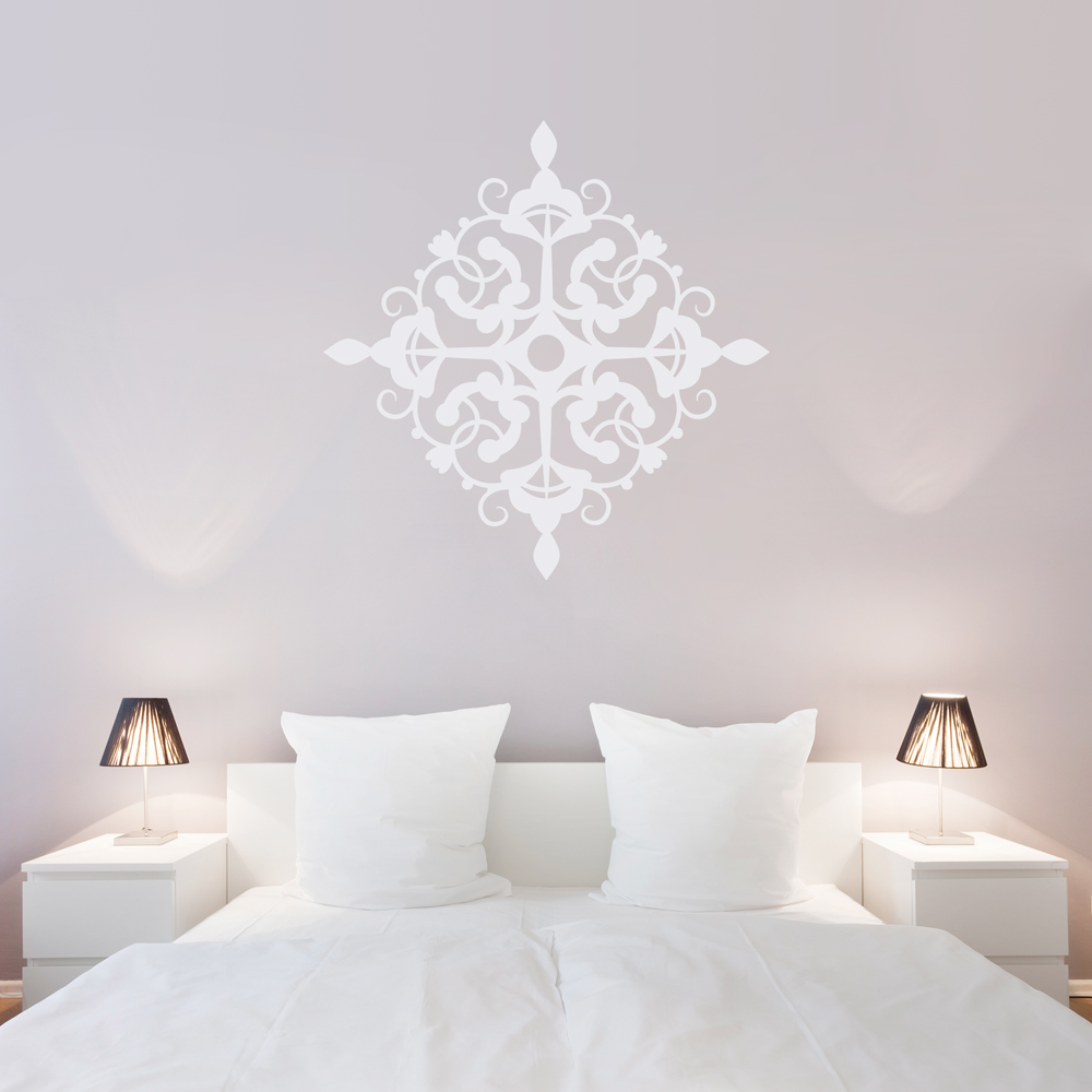 wall decal moroccan geometric abstract pattern shapes moroccan pattern wall decal