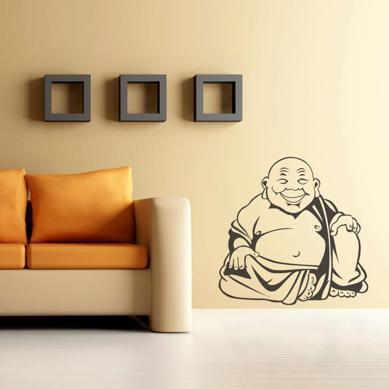 Superior Buddha Wall Decal Sticker