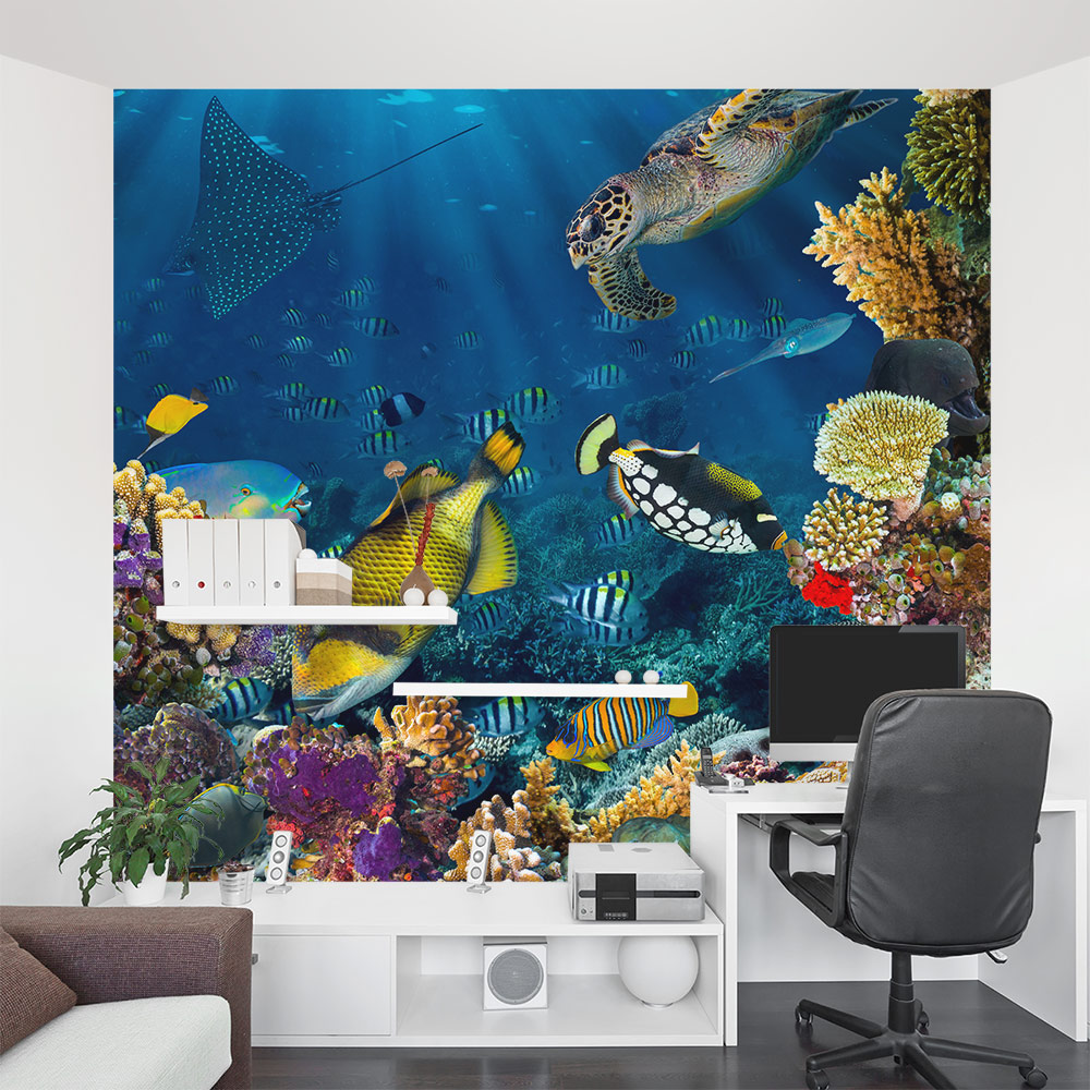 Bedroom Under The Sea