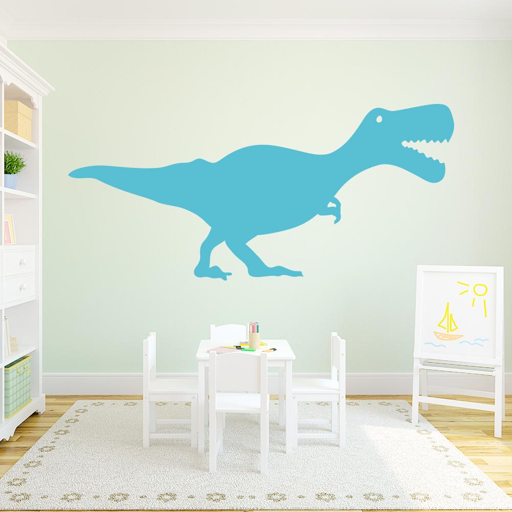 T Rex Wall Decal T Rex Wall Sticker Wallums