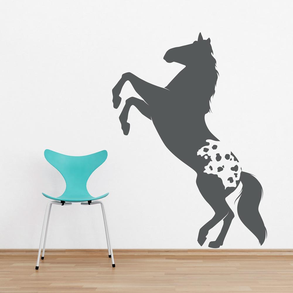 Appaloosa Horse Wall Art Decal