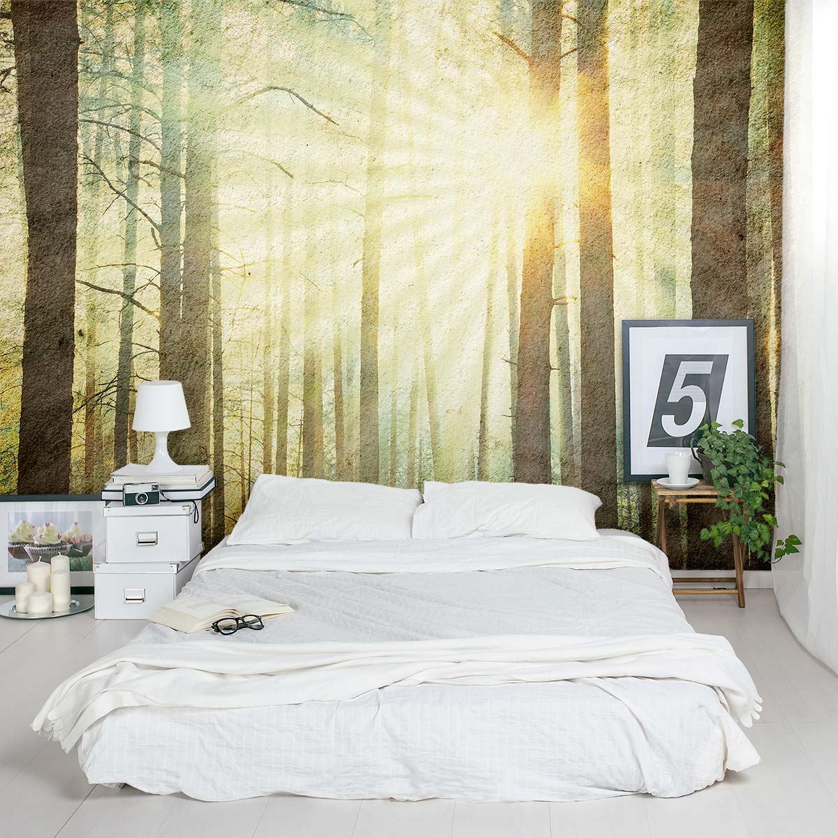 Forest Wonderland Wall Mural