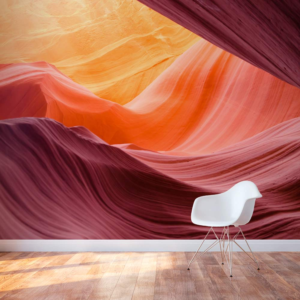Lower Antelope Canyon Wall Sticker Unique Wall Decal