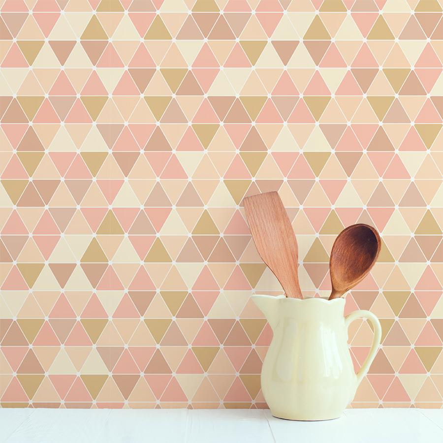 Bedroom Removable Wallpaper