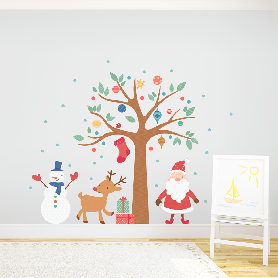 Christmas Decorative Stickers