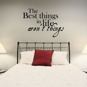 The best wall decal quote