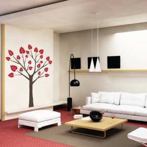 Cute Tree Wall Decal