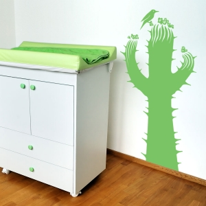 Cactus Wall Art Decal