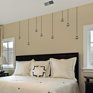 Ceiling Strings Wall Art Decal