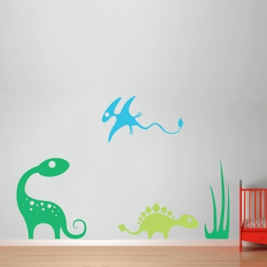 Dinosaur Wall Art Decal