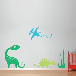 Dinosaur Wall Art Decal