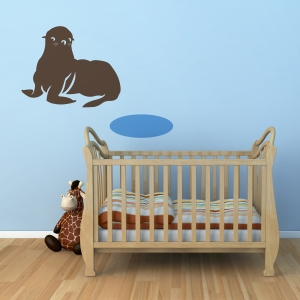 Seal Wall Art Decal