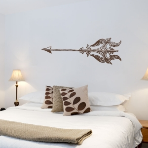 Vintage Arrow wall decal