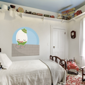 Humpt y DumptyWall Decal