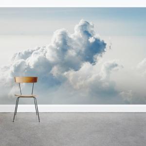 Cloudscape Wall Mural