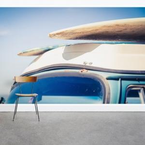 Surf Trip Wall Mural