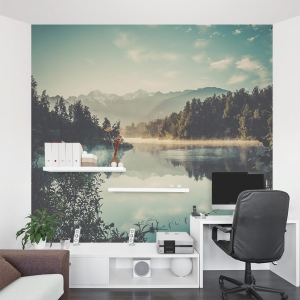 Mount Cook Wall Mural