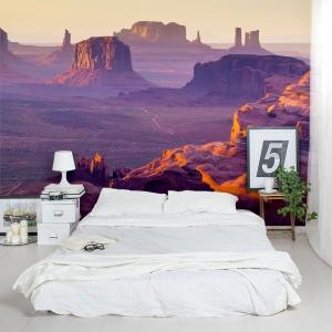 Hunt's Mesa Wall Mural