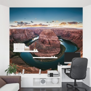 Horseshoe Bend Wall Mural