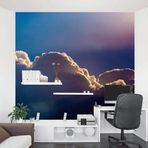 Morning has Broken Wall Mural