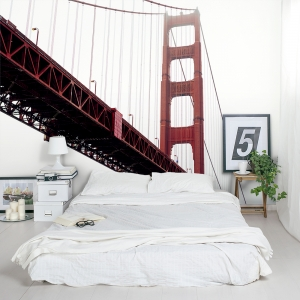 Golden Gate Passage Wall Mural
