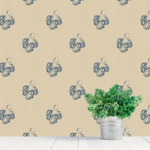 Octopus Removable Wallpaper