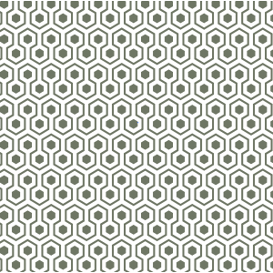 Hex Hive Removable Wallpaper