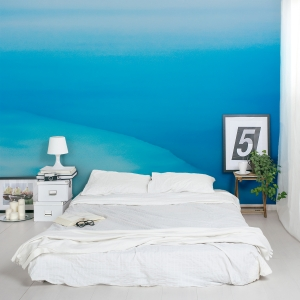 The Dead Sea Wall Mural