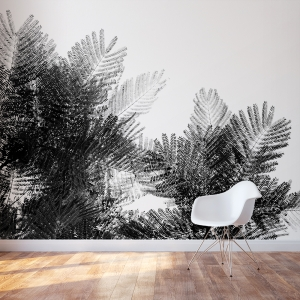The Tree Top  (2014) Wall Mural