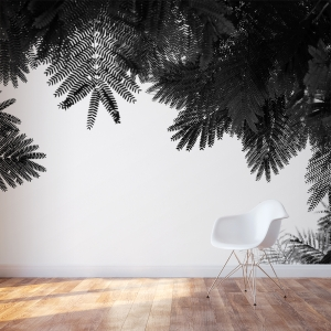 The Tree Top Wall Mural