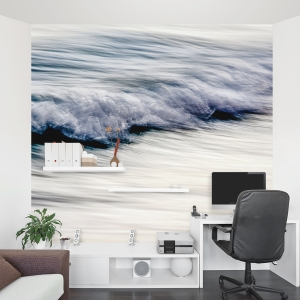 Waves 2014 II Wall Mural
