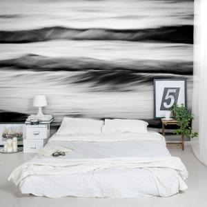 Waves 2015 Wall Mural