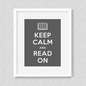 Keep Calm and Dream on - Art Print